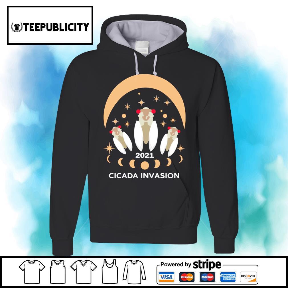 2021 Cicada Invasion s hoodie