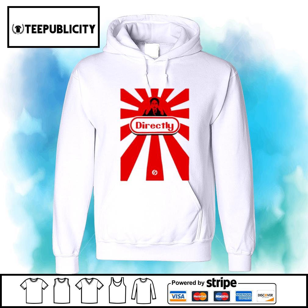 Satoru Iwata Red Sunburst Nintendo Direct s hoodie