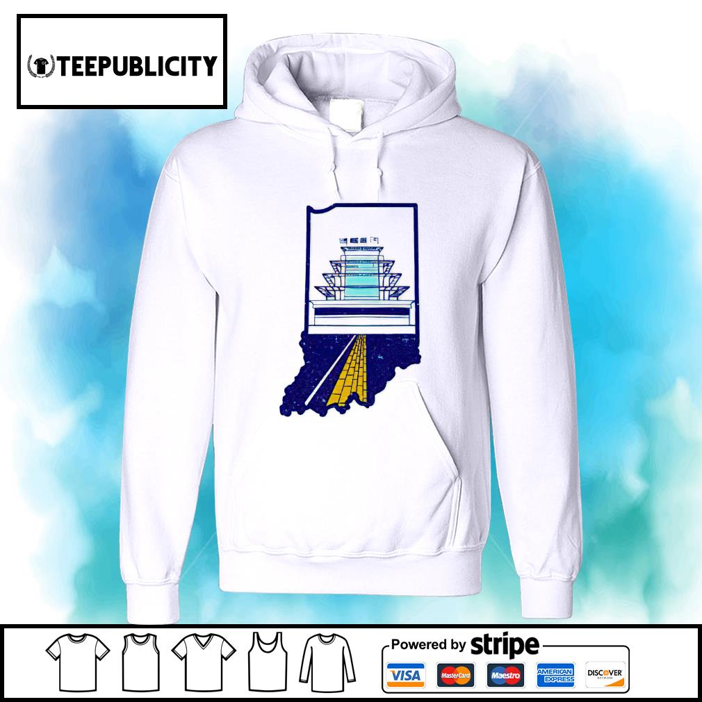 Indy Insanity basketball s hoodie