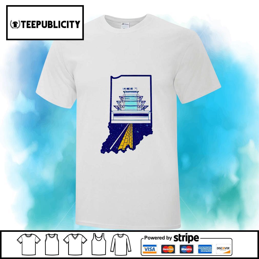 Indy Insanity basketball shirt