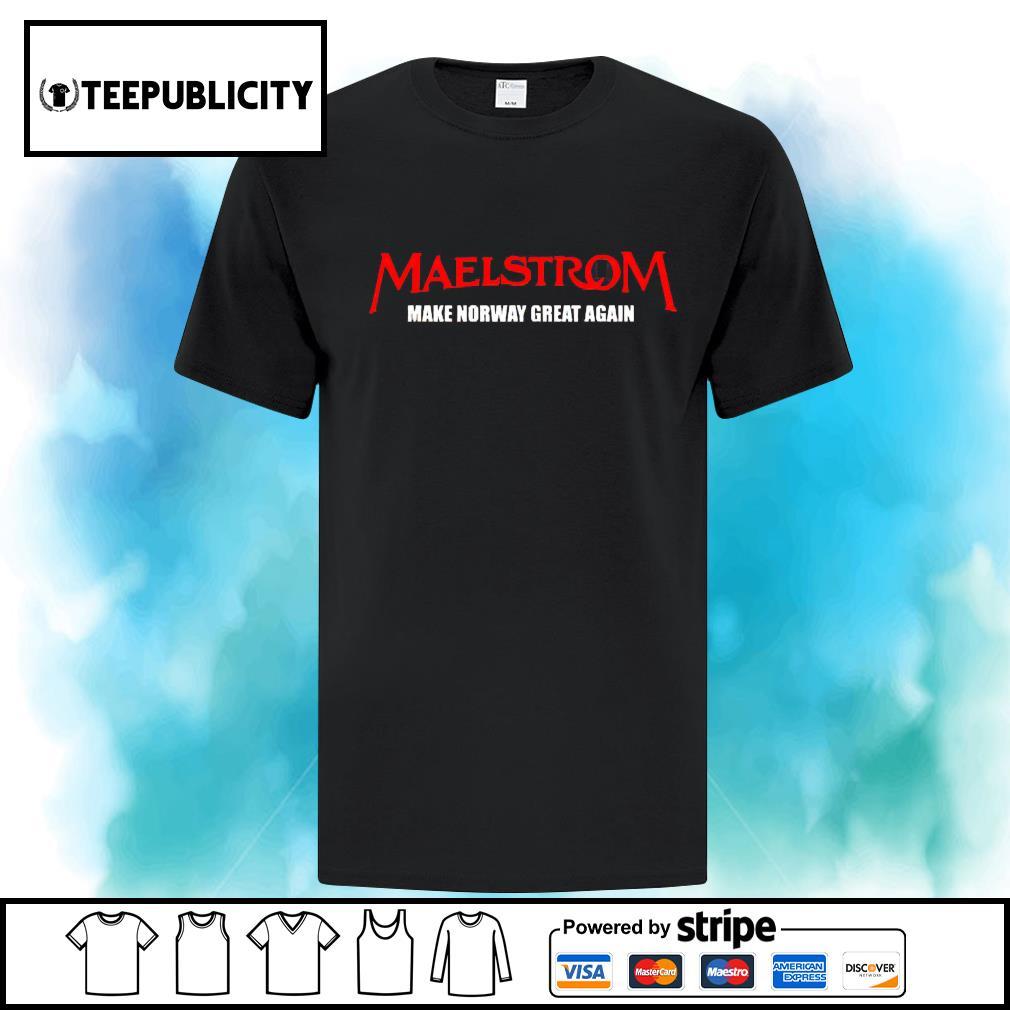 Maelstrom make norway great again s ladies-tee