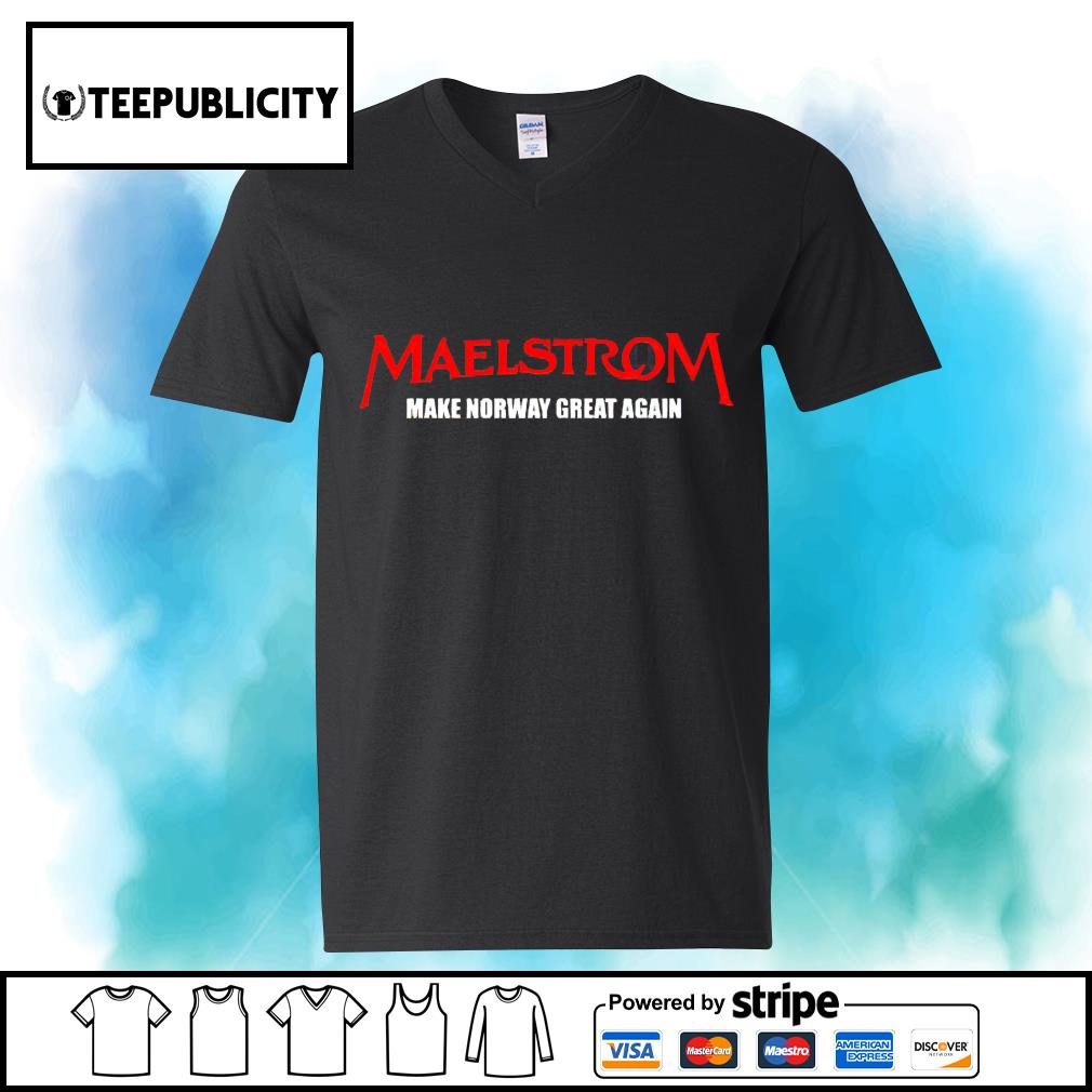 Maelstrom make norway great again s youth-tee