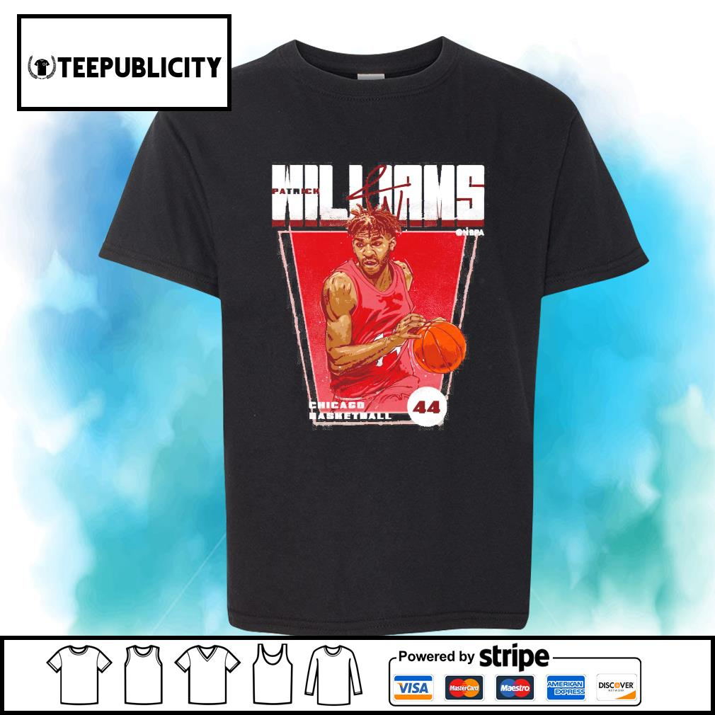 Patrick Williams Chicago basketball signature shirt