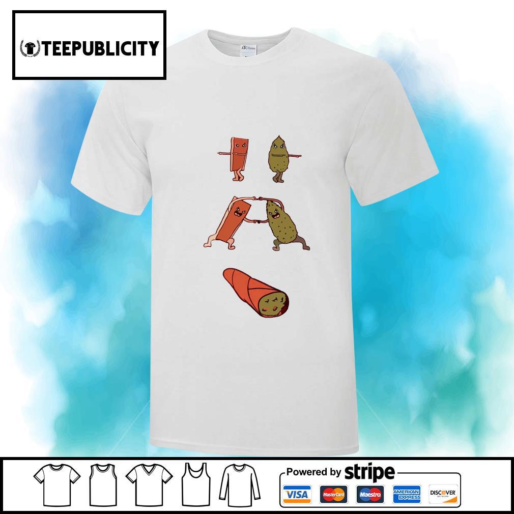 Tacos fusion dance shirt