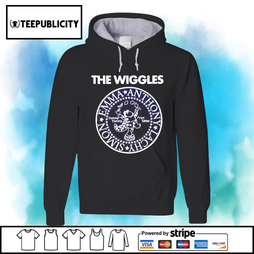 The Wiggles Emma Anthony Lachy Simon s hoodie
