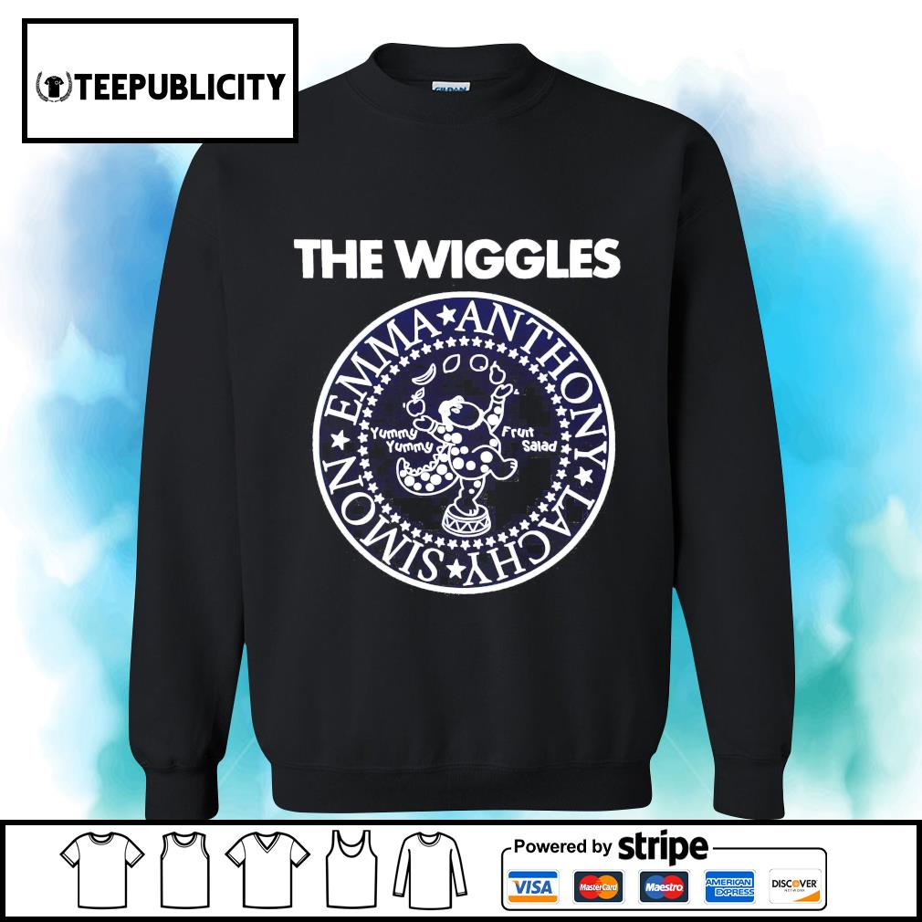 The Wiggles Emma Anthony Lachy Simon s sweater