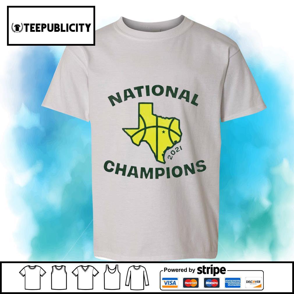 Waco National Champions 2021 s ladies-tee