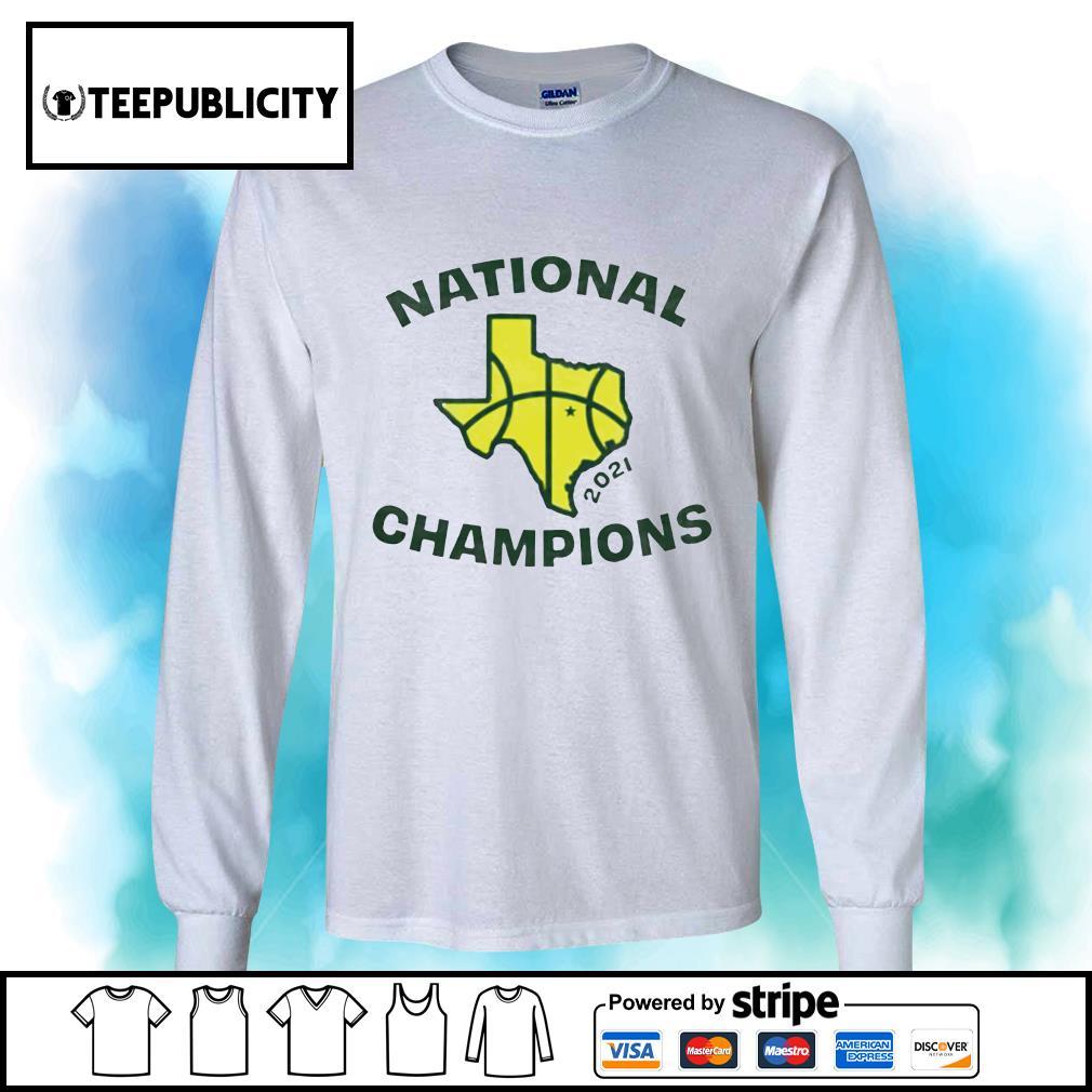 Waco National Champions 2021 s longsleeve-tee