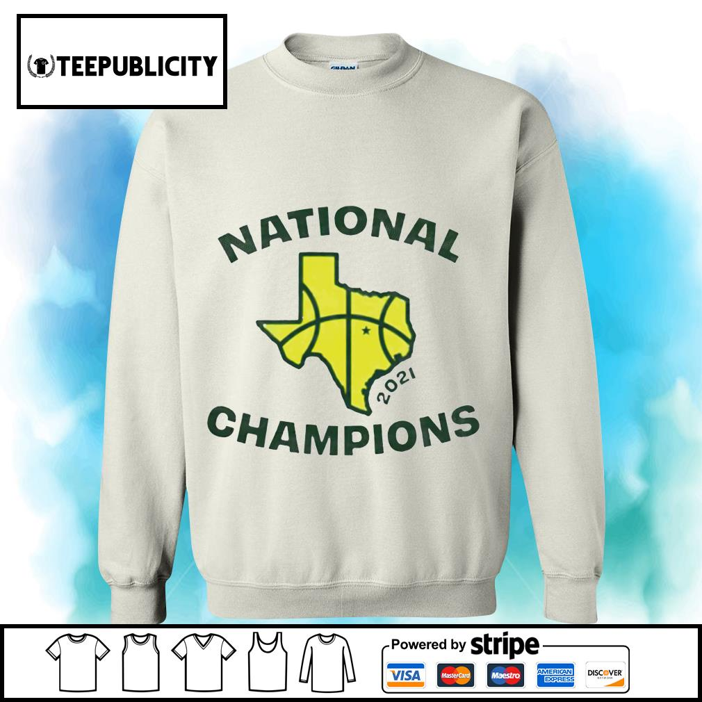 Waco National Champions 2021 s sweater