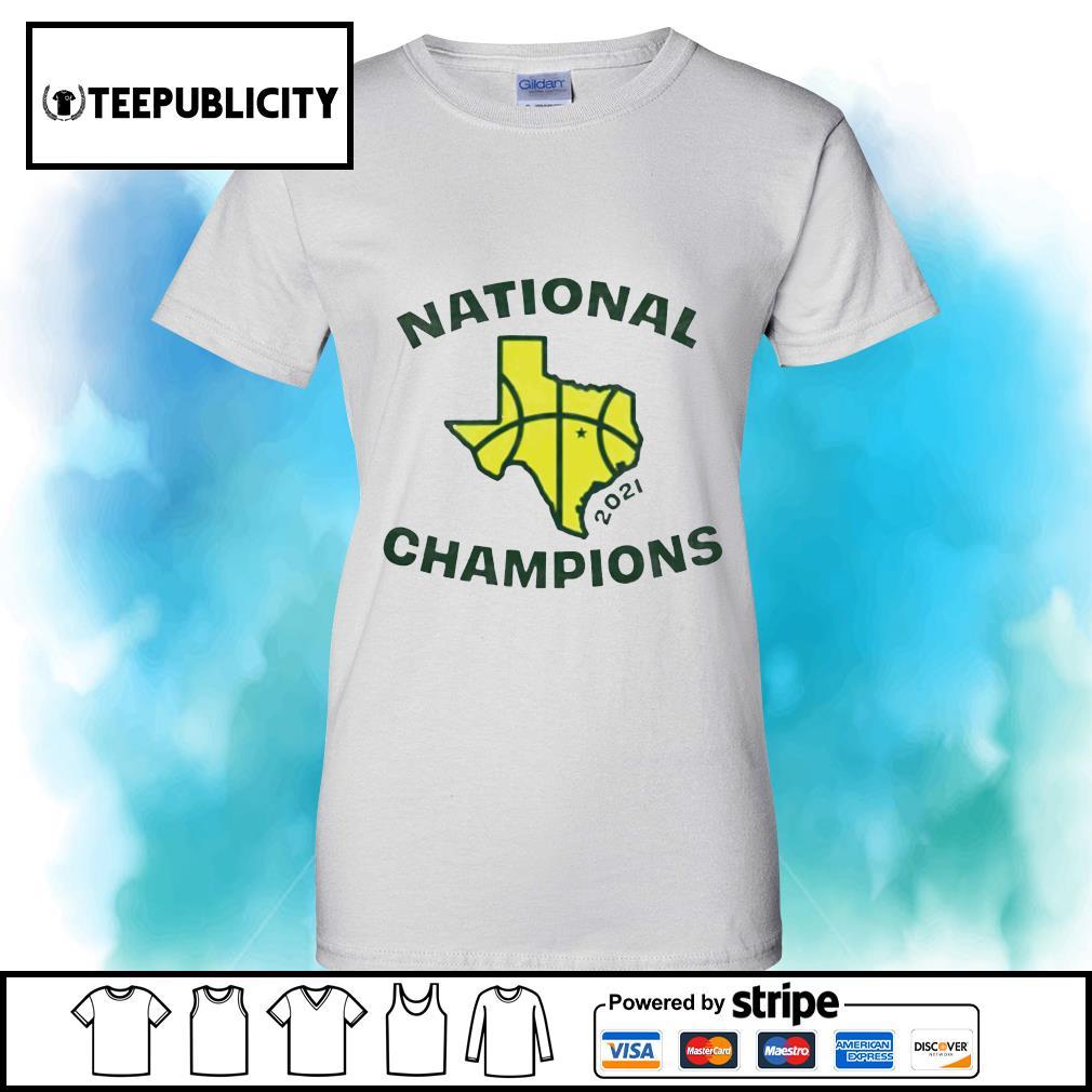Waco National Champions 2021 s v-neck-t-shirt