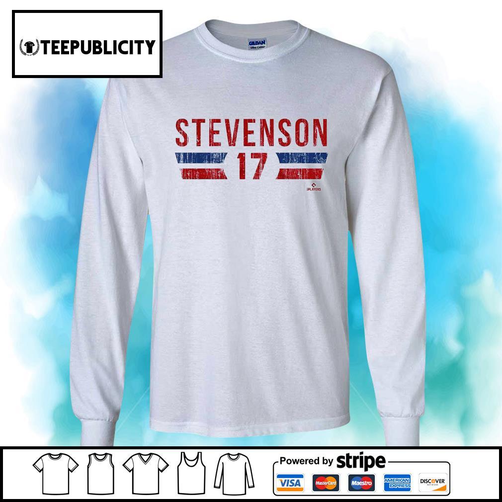 Washington baseball Andrew Stevenson 17 s longsleeve-tee
