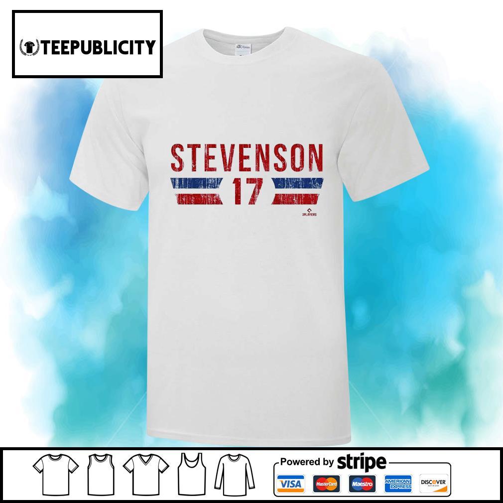 Washington baseball Andrew Stevenson 17 shirt
