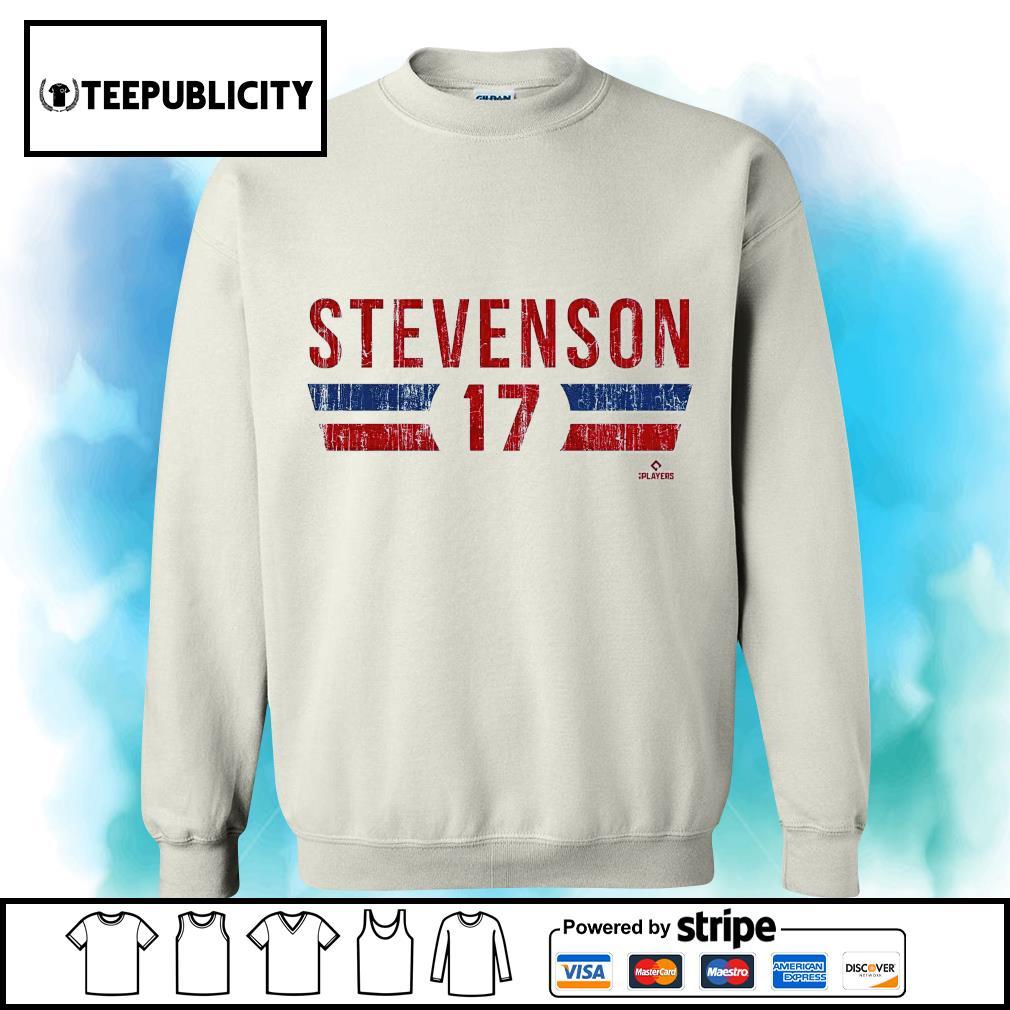 Washington baseball Andrew Stevenson 17 s sweater