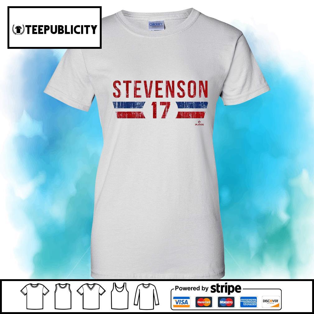 Washington baseball Andrew Stevenson 17 s v-neck-t-shirt