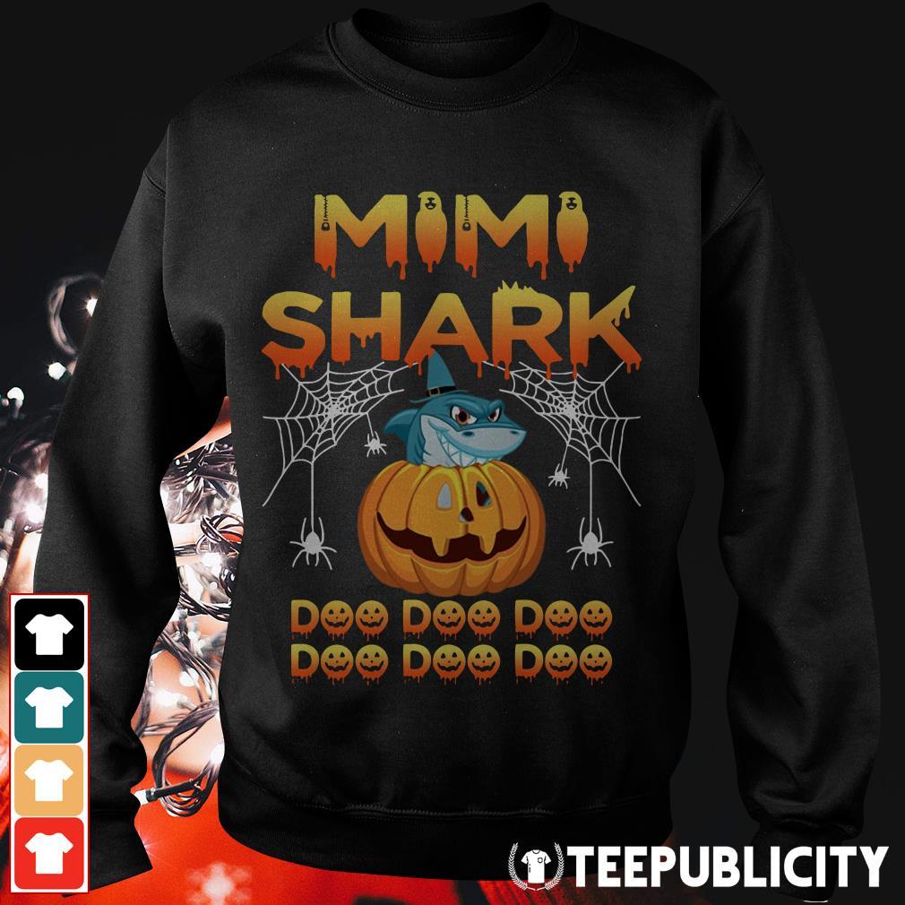 Halloween Mimi shark doo doo doo Sweater