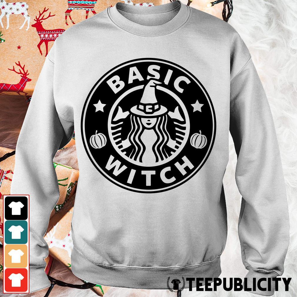 Halloween Starbuck basic witch Sweater