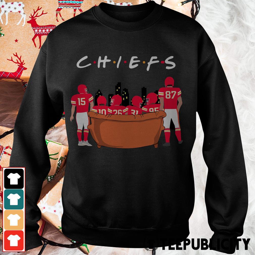 Official Kansas City Chiefs Friends TV show Sweater