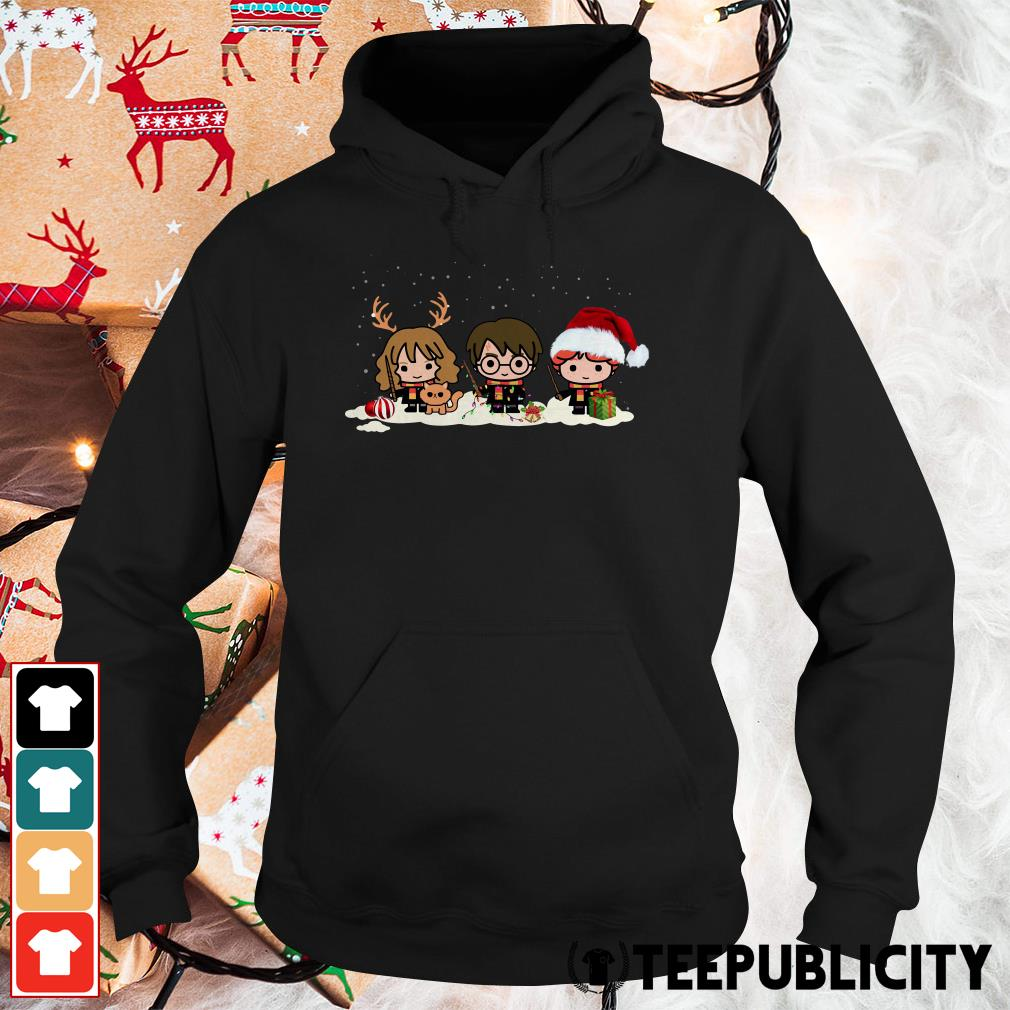 Official Santa Harry Potter chibi Christmas is coming Hoodie