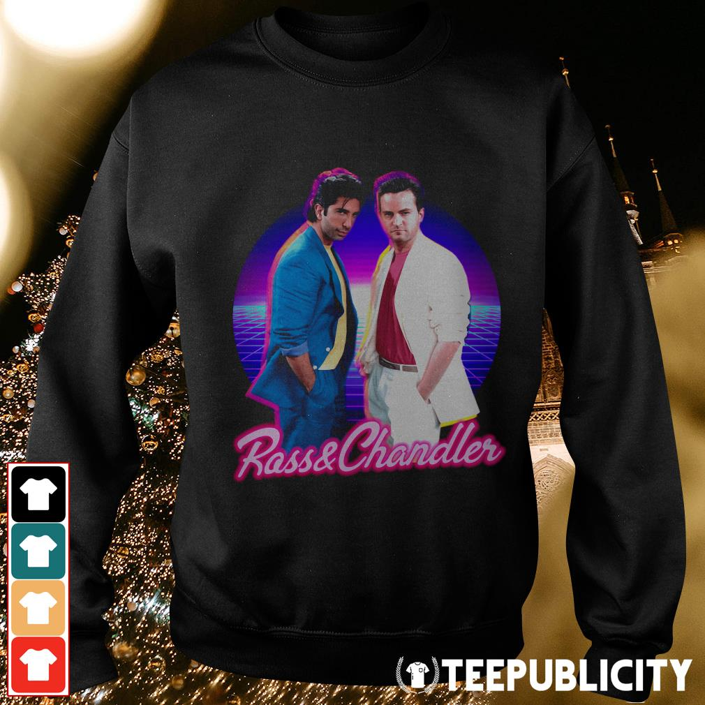 Ross and Chandler Friends Retro Sweater