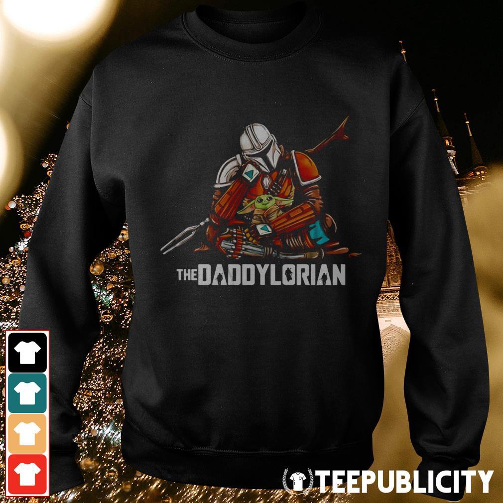 The Mandalorian The Daddylorian Sweater