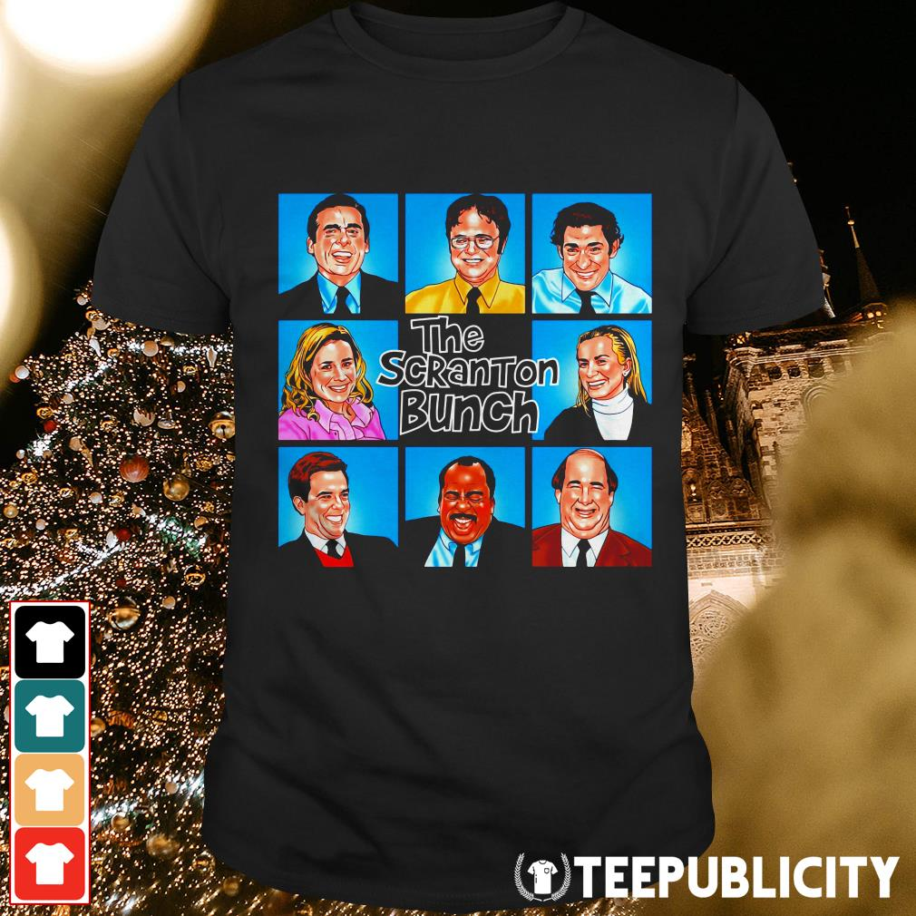 The Office the Scranton bunch shirt