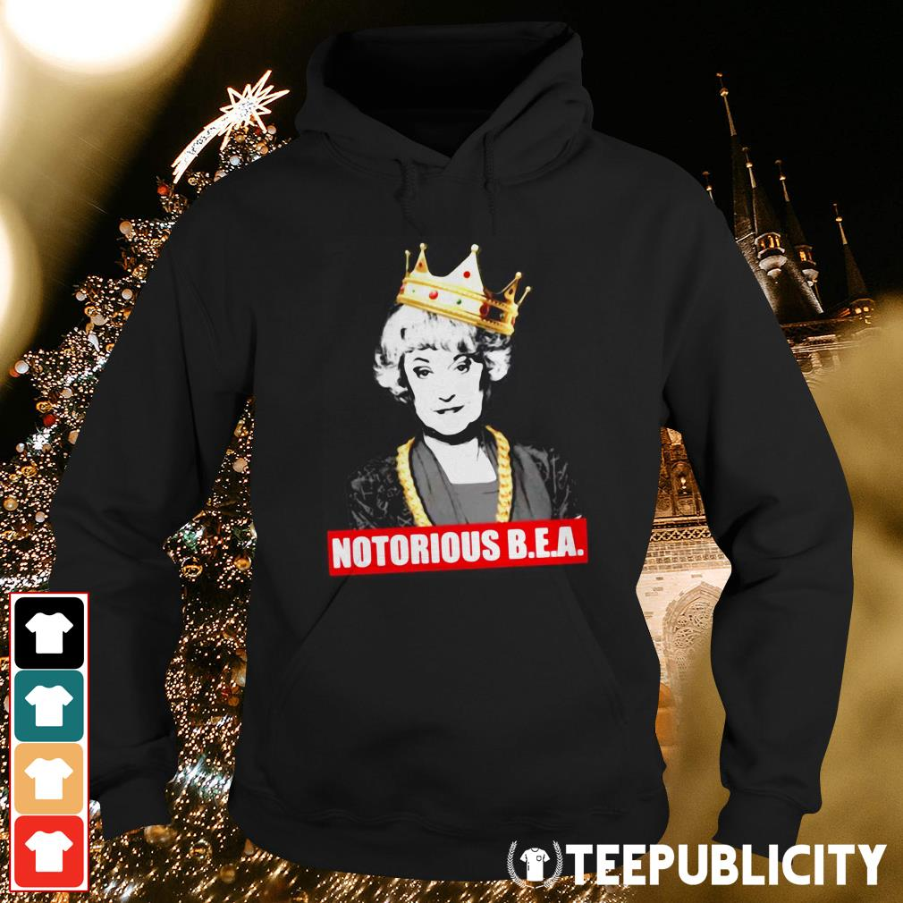 Blanche Notorious B.E.A Hoodie