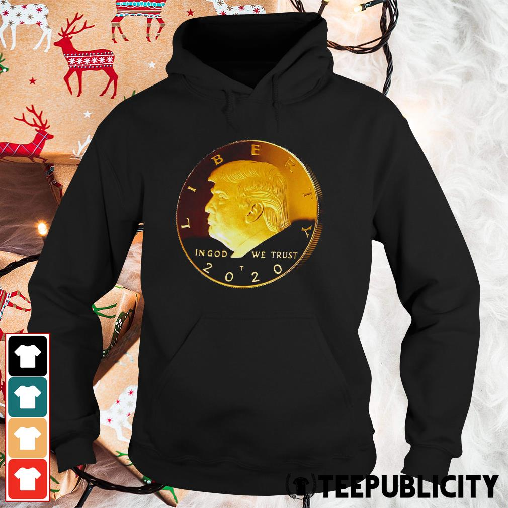 Donald Trump Coin 2020 Hoodie