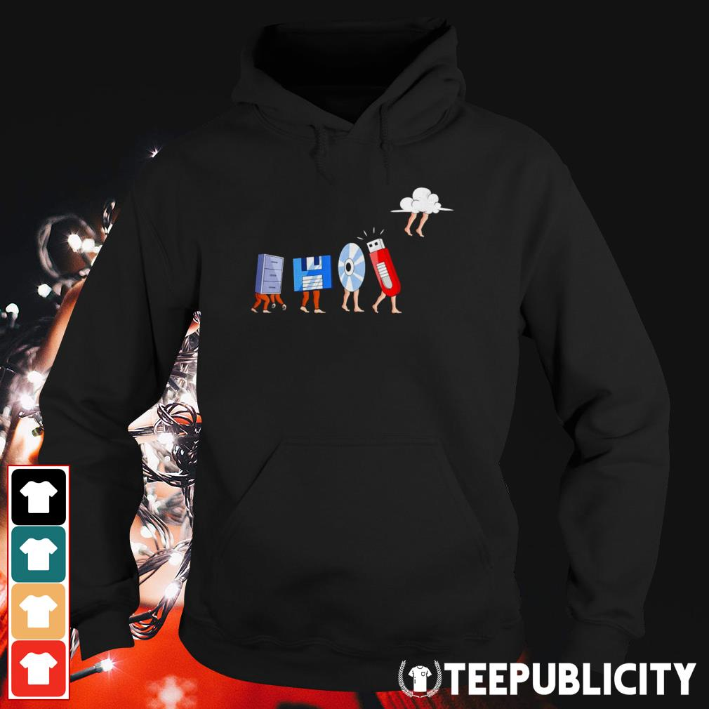 Computer science evolution Hoodie