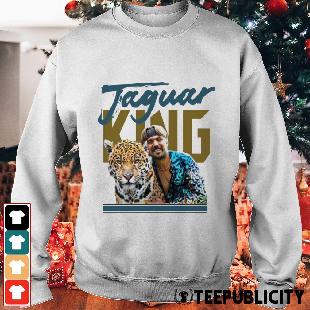 Gardner Minshew Jaguar King Sweater