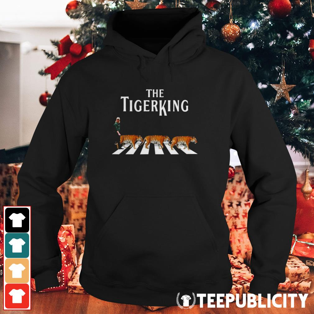 Joe Exotic The Tiger King Abbey Road Hoodie