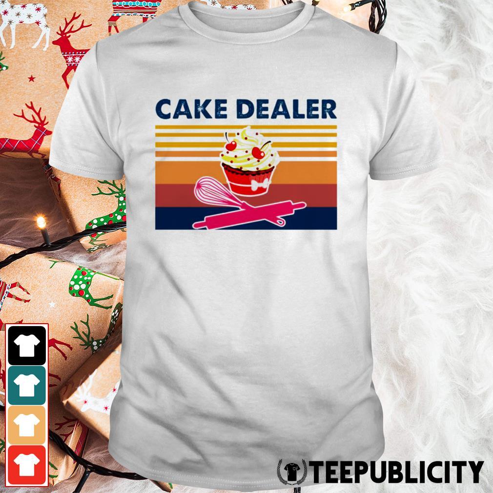 Cake dealer vintage shirt