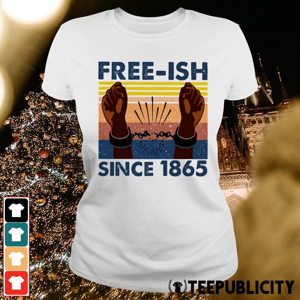 Free-ish since 1865 vintage Ladies Tee