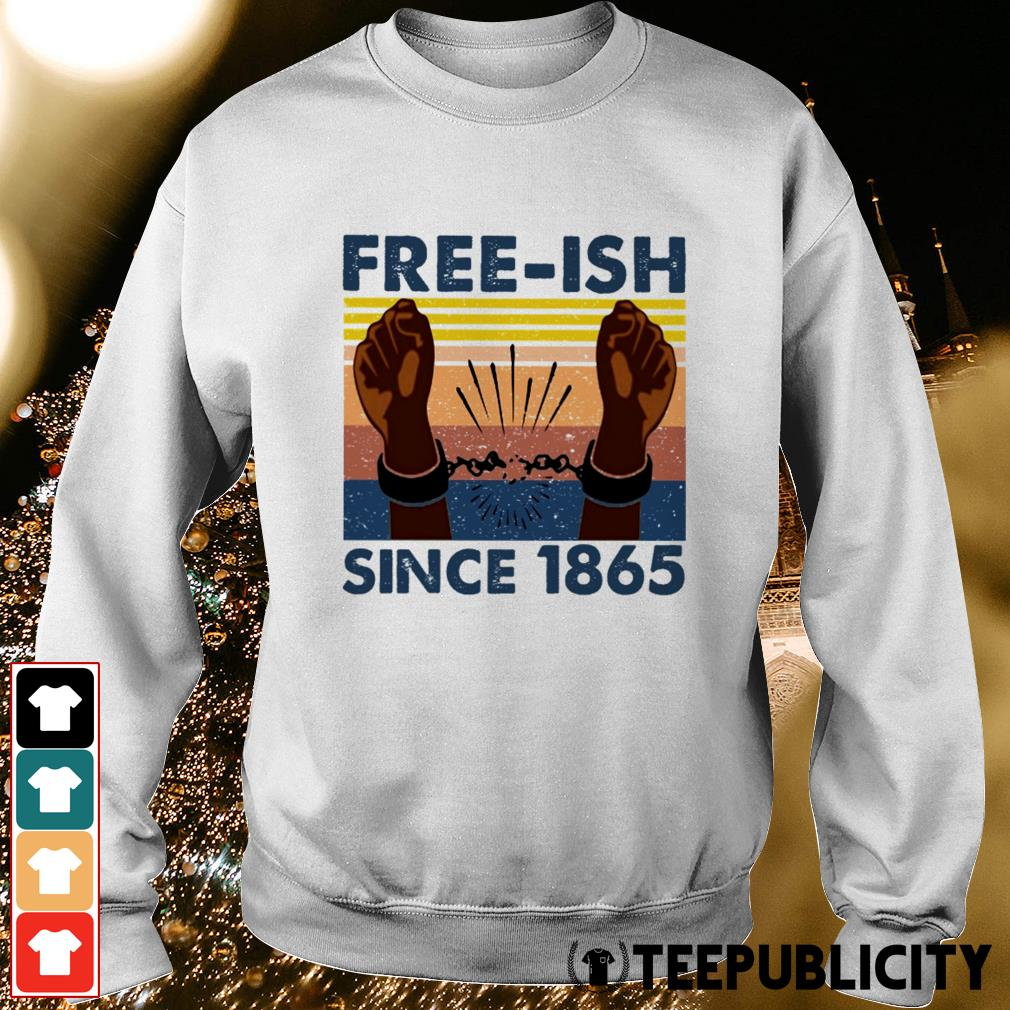 Free-ish since 1865 vintage Sweater