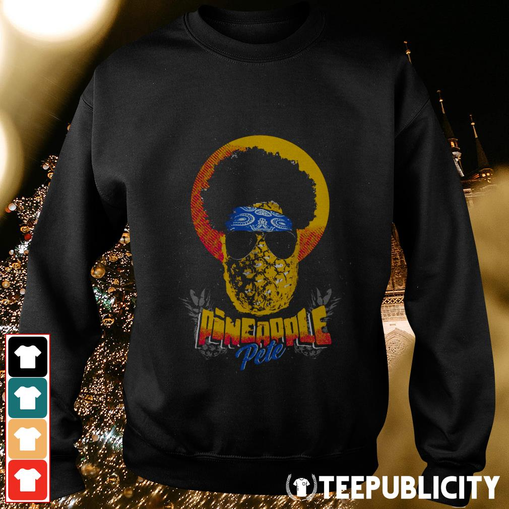 Official Pineapple Pete Sweater