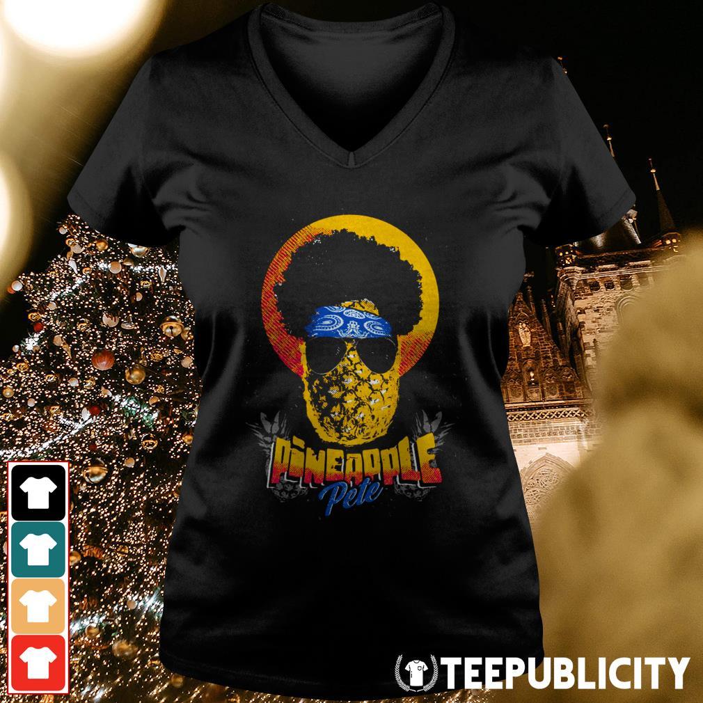 Official Pineapple Pete V-neck T-shirt