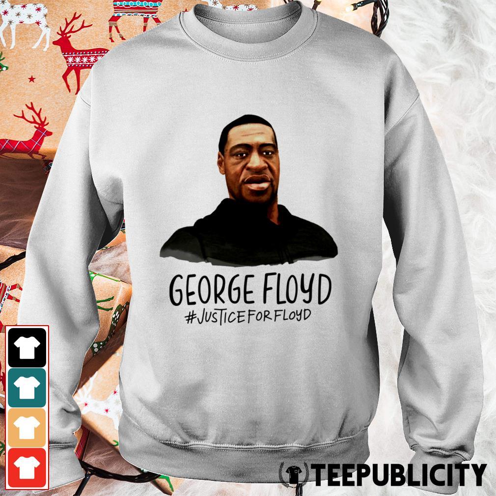 RIP George Floyd #justiceforfloyd Sweater
