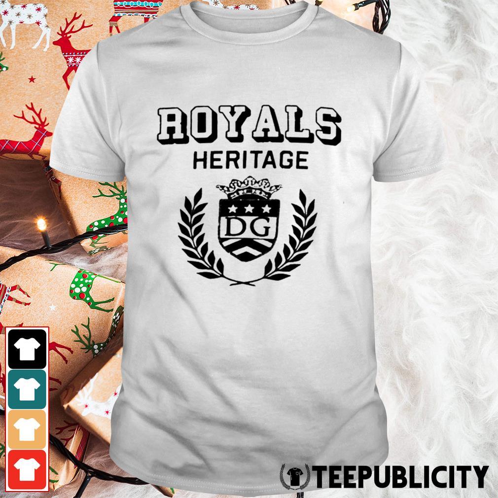Royals Heritage DG shirt