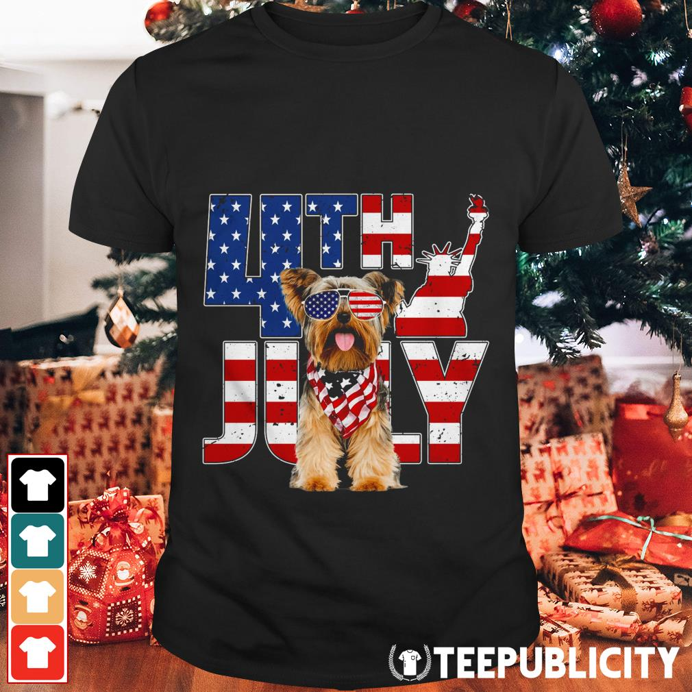 4th of July Yorkshire shirt