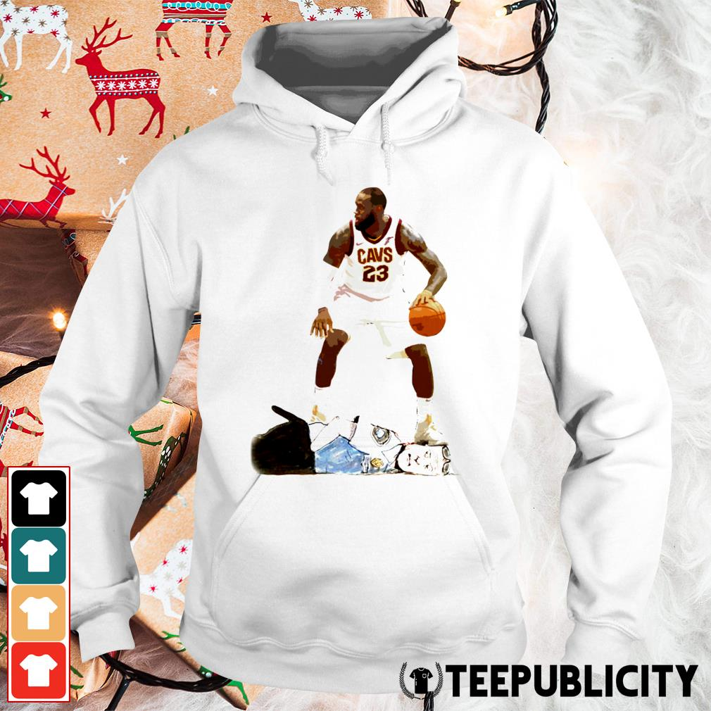 I can't breathe James Harden Hoodie