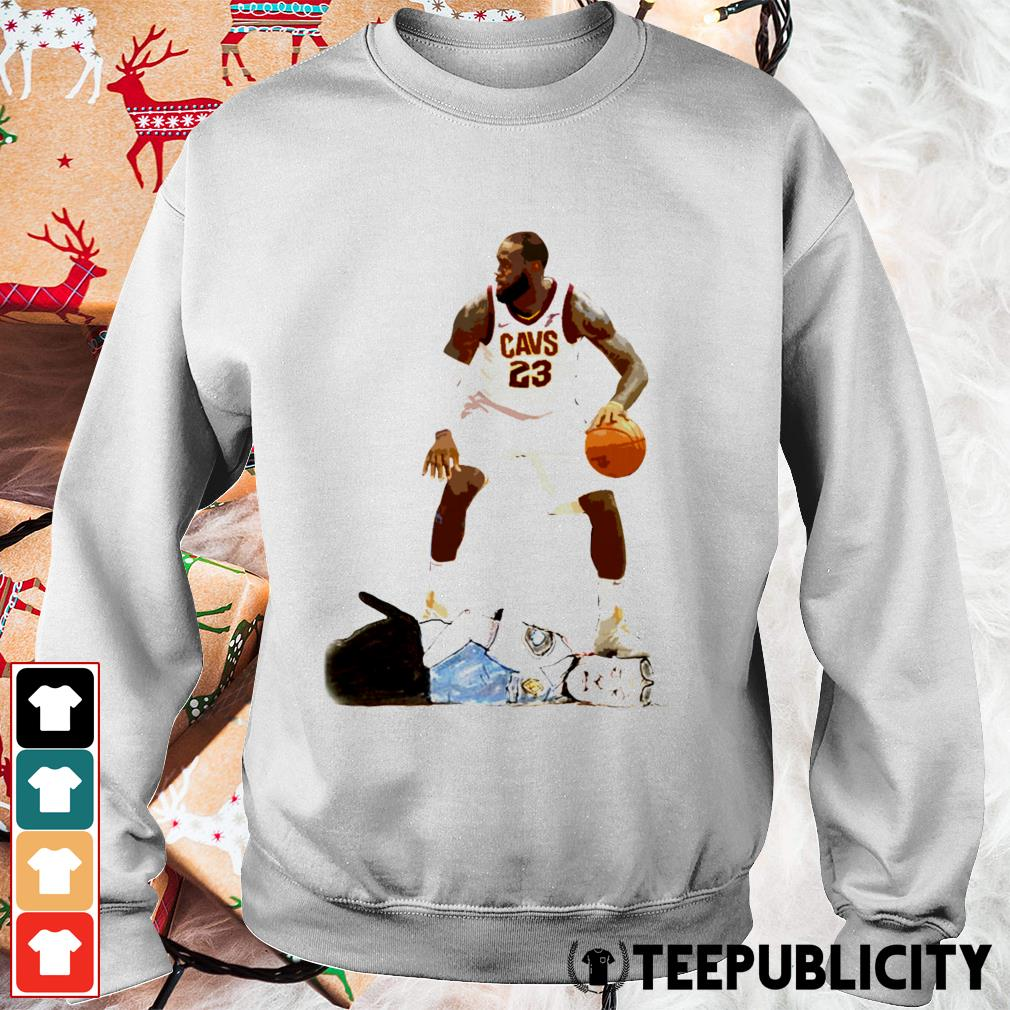 I can't breathe James Harden Sweater