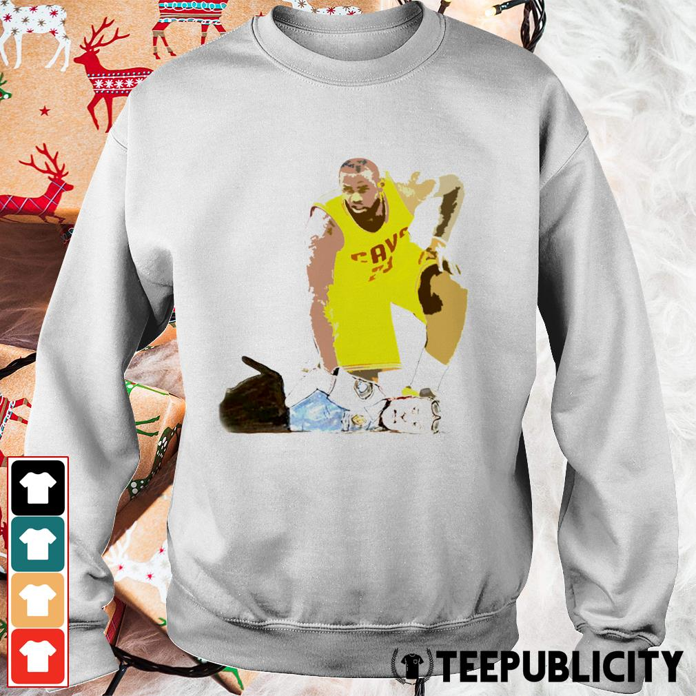 I can't breathe Lebron James Sweater