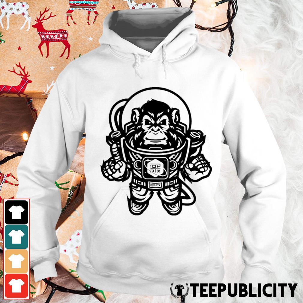 10th Planet Austin Space Ape Jiu Jitsu s hoodie