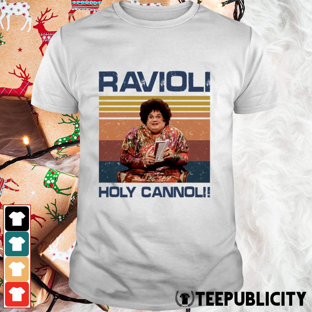 Ravioli holy cannoli vintage shirt