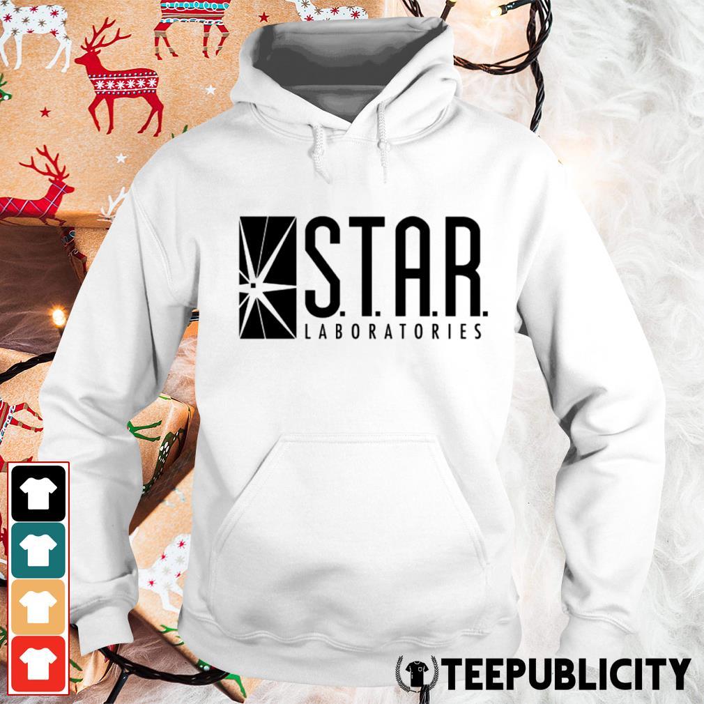 Star Laboratories baseball s hoodie
