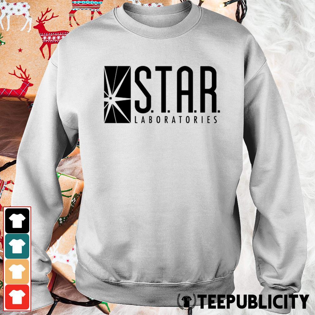 Star Laboratories baseball s sweater