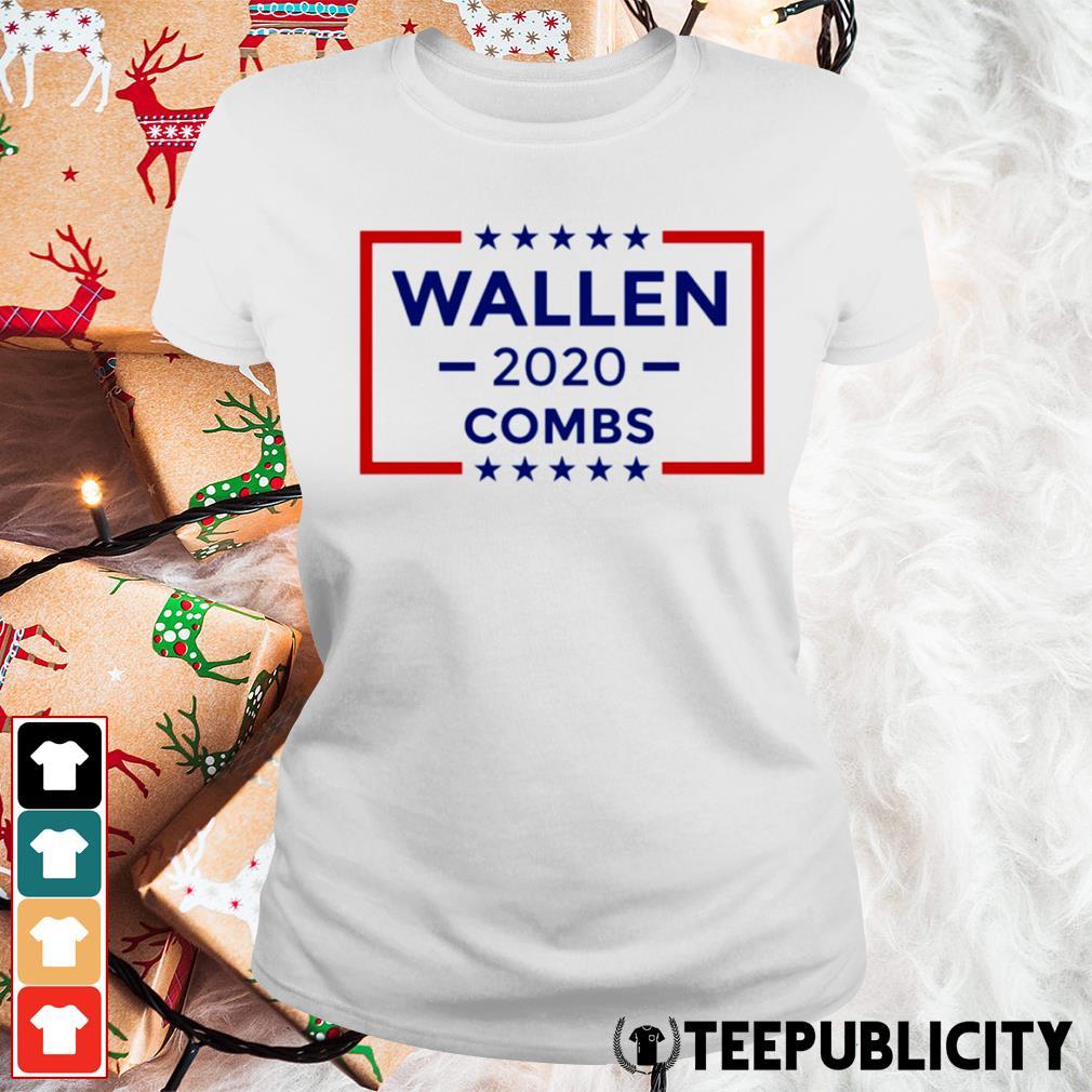 Wallen 2020 Combs s ladies-tee