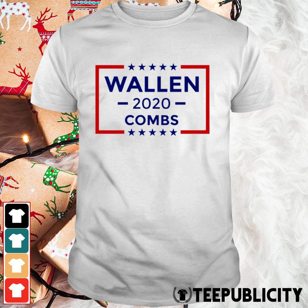 Wallen 2020 Combs shirt