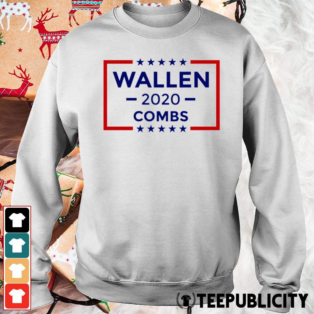 Wallen 2020 Combs s sweater