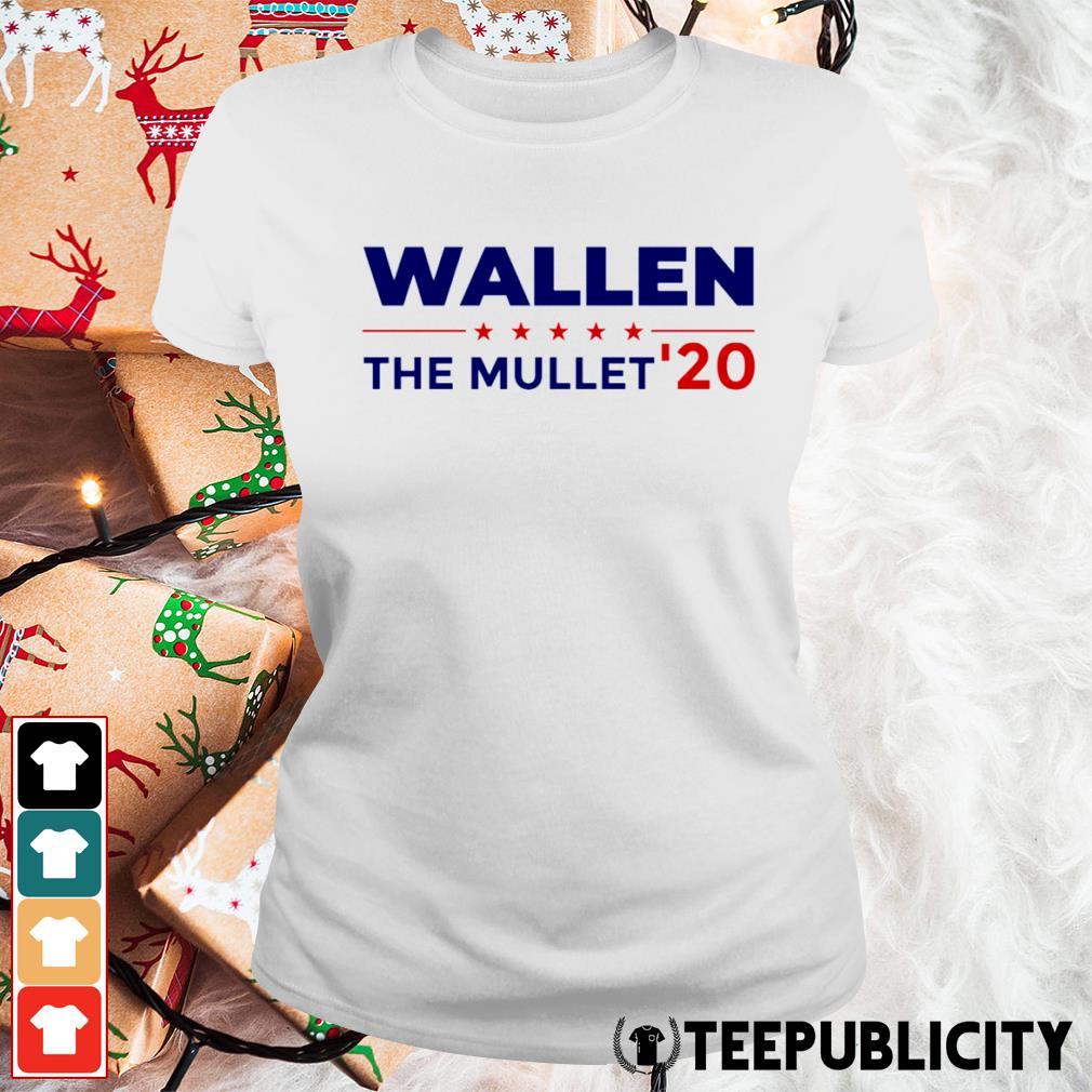 Wallen the Mullet' 2020 s ladies-tee