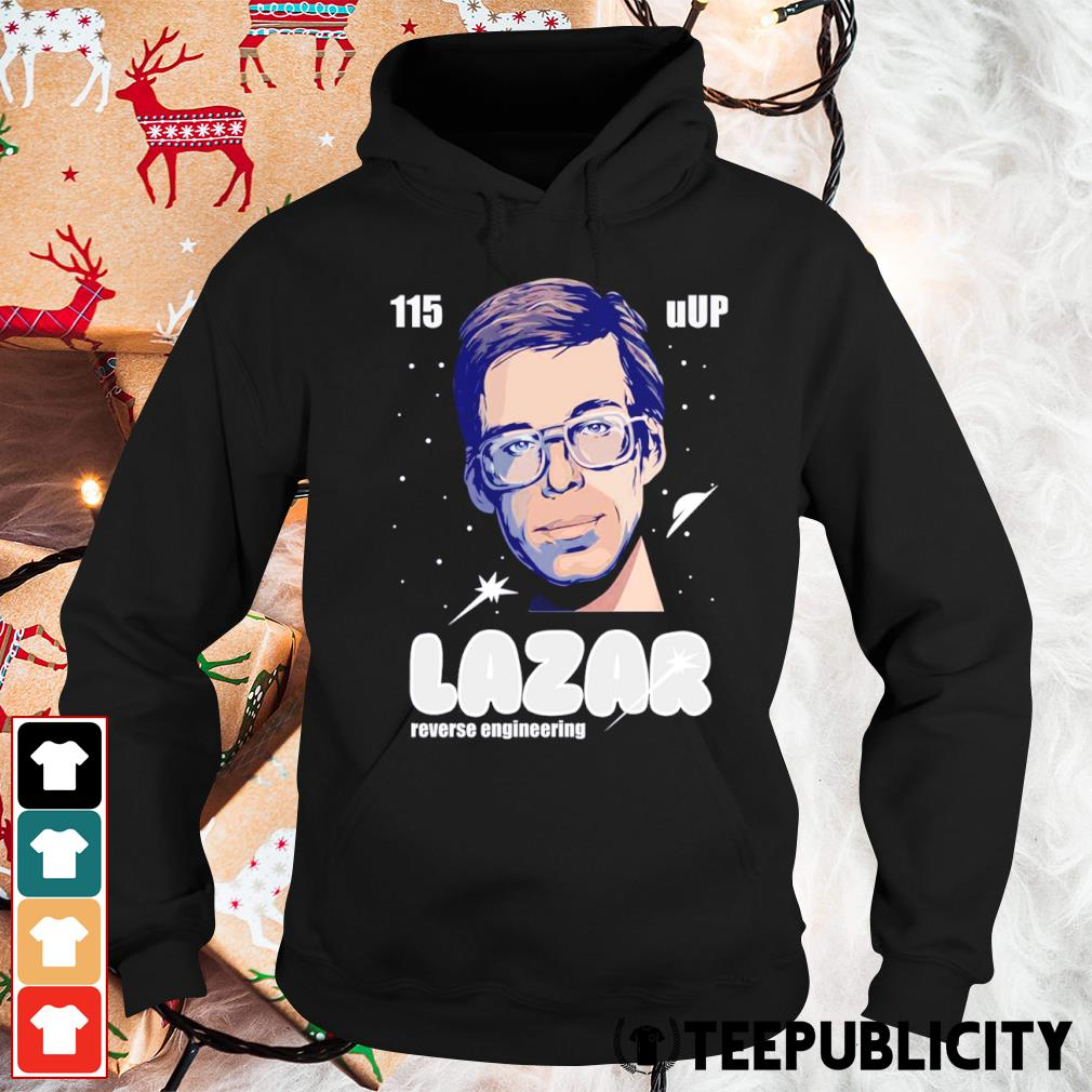 115 uUP Lazar reverse engineering s hoodie